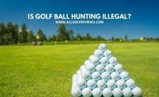 Is Golf Ball Hunting Illegal