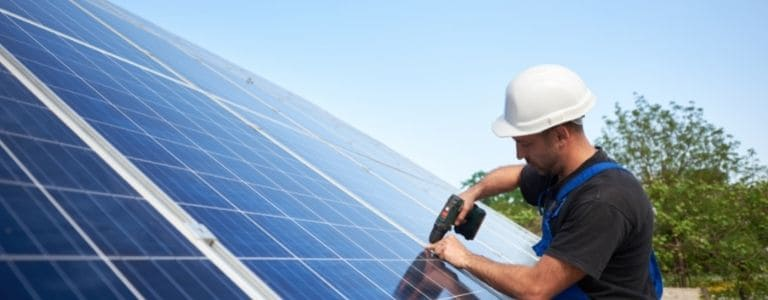 Solar Panel Material