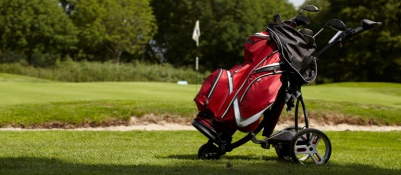 How Do I Stop My Golf Bag Twisting On The Trolley