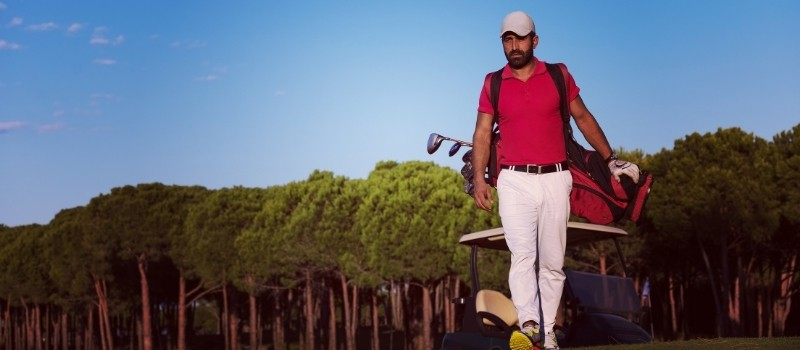 How To Carry A Golf Bag