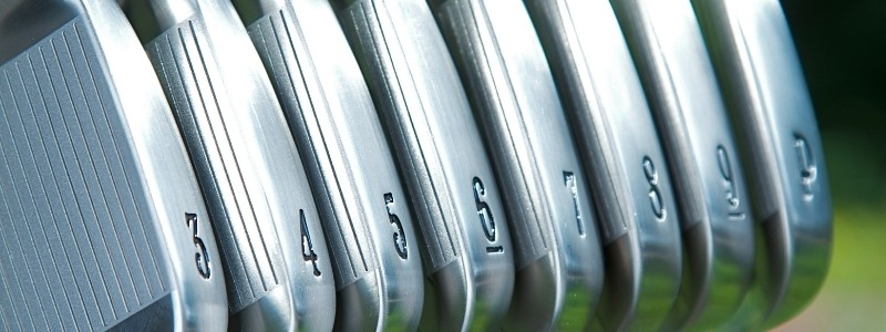 What Does Forged Golf Irons Mean