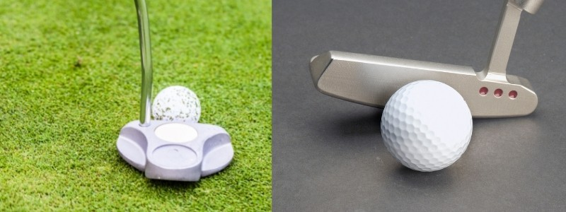 Which Is Better Blade Or Mallet Putter?